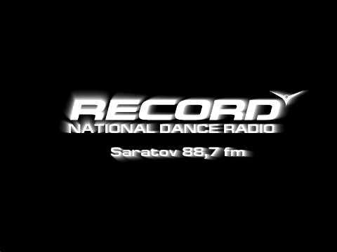 Логотип радио RECORD Саратов