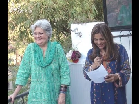 UNICORN GALLERY: Prof Salima Hashmi talk at Unicorn Gallery