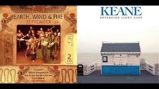 Earth, Wind & Fire vs. Keane - September Cafe