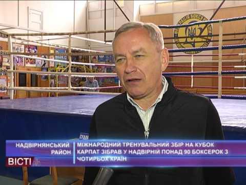 Кубок Карпат зібрав майже сотню боксерок з 4 країн