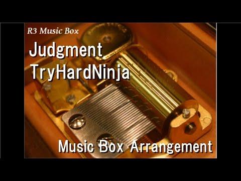 JudgmentTryHardNinja  Box