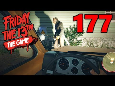 [177] Don't Touch That Fuse-box! CRAZY Strategy!!! (Let's Play Friday The 13th The Game)
