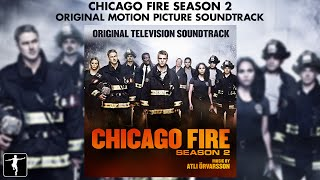Atli Orvarsson - Chicago Fire Season 2 Soundtrack - Official P…