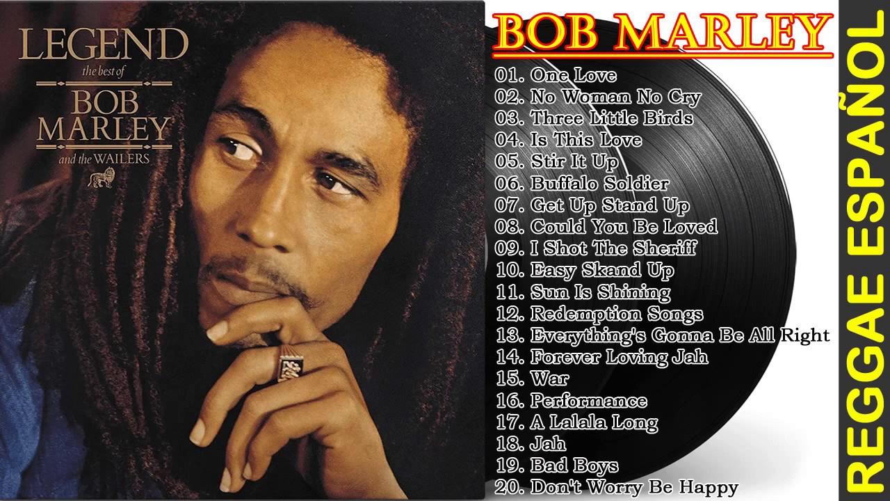Bob Marley (Full Album 2020) ~ Bob Marley Greatest Hits Reggae Songs 2020 -  YouTube