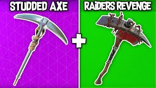 5 MOST TRYHARD PICKAXES in SEASON 7! (Fortnite Tryhard Pickaxes)