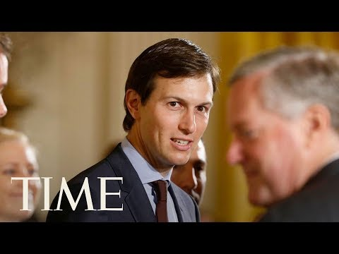 Jared Kushner Gives Statement To Press After Testifying Before Senate Intelligence Committee | TIME