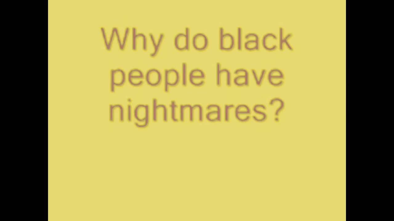 funny black jokes youtube
