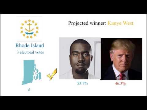 Election Night 2020- President Trump vs Kanye West