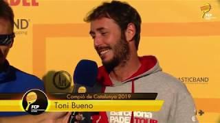 RESUM - XXVII Campionat de Catalunya Absolut de Pàdel Open Plasticband 2019