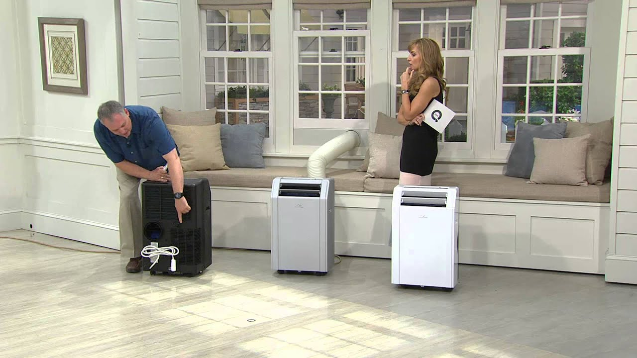 commercial cool btu portable air conditioner with timer with jennifer coffey - Commercial Cool Portable Air Conditioner