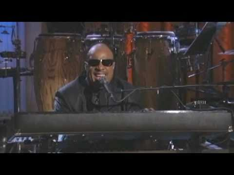 Superstition - Stevie Wonder (Live @ the White House)