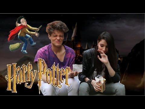 RETO GRAGEAS DE HARRY POTTER - Mica Suarez Ft Lio Ferro