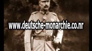 KAISER WILHELM II. 1913 - in Farbe!