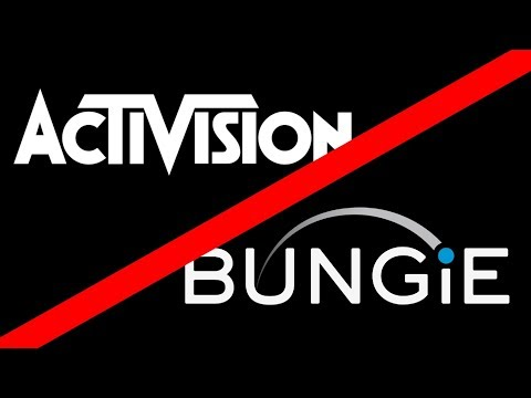 BREAKING NEWS: Bungie SPLITS from Activision, Retains Destiny IP Ownership