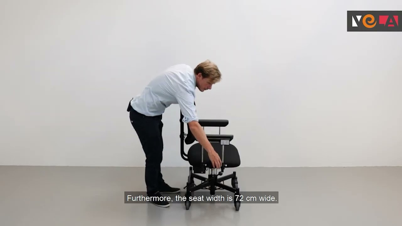 VELA Tango 310   Chair for severely bariatric users up to 300 kg - Westech