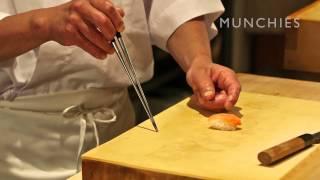 ¿Cómo comer sushi?