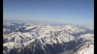 Mont Blanc Winter Ascent