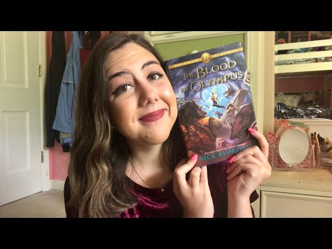 The Blood of Olympus by Rick Riordan | Review