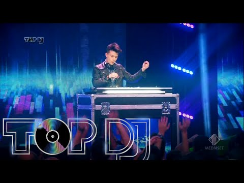 Top Dj - Dj Berry e la sua Don't You - La Finale