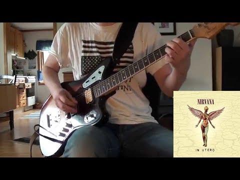 Nirvana - Serve The Servants (Guitar Cover) mp3