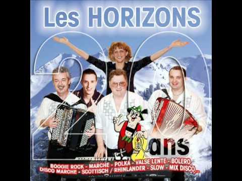 Album   LES HORIZONS 20 ANS