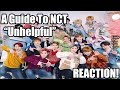 An extremely (un)helpful guide to NCT [2018 edition] Reaction! [Part 1]
