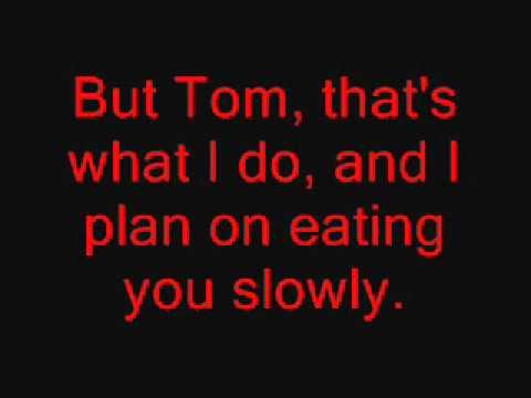 Jonathon Coulton - Re Your Brains (Lyrics)