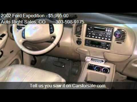 2002 ford expedition eddie bauer 4wd for sale in commerce youtube 2002 ford expedition eddie bauer 4wd