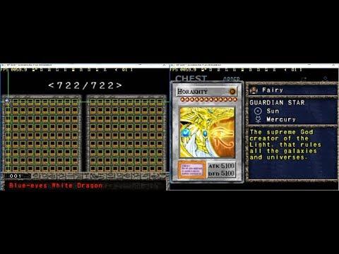 Yugioh Forbidden Memories (epsxe) How to get 999,999 St    | Doovi