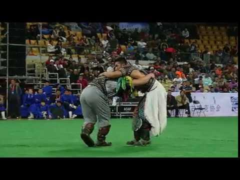 Ordos City Mongolian Wrestling Internationals 2017 第四屆 鄂爾多斯鄂爾奇 國際蒙古搏克爭霸賽