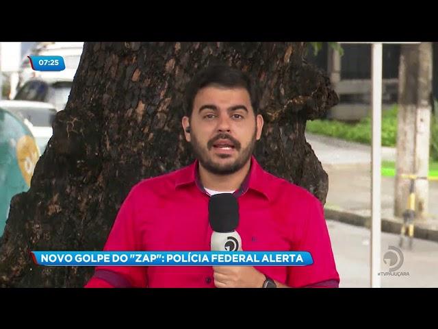 Polícia Federal alerta para novo golpe através do Whatsapp
