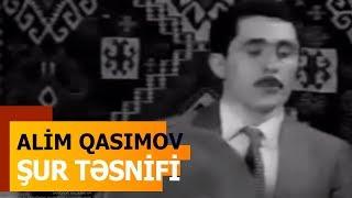 Alim Qasımov - Şur Təsnifi