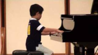 Indian Song -- Piano Solo