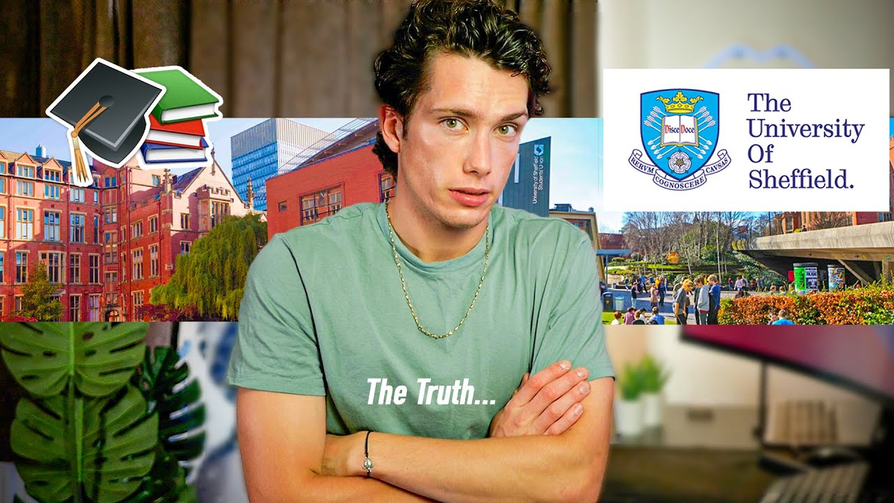 Download BRUTALLY Honest Review of SHEFFIELD UNIVERSITY - Is the University of Sheffield Good?