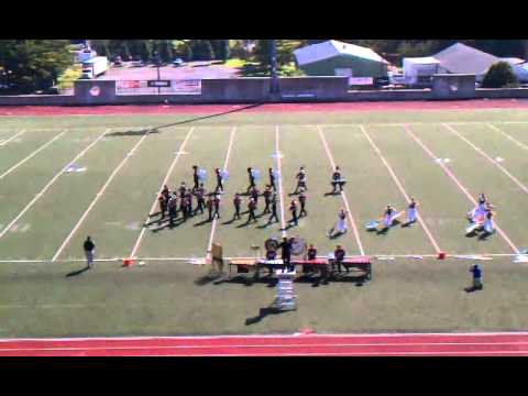Whitehall Marching Zephyr Band - 10/9/11