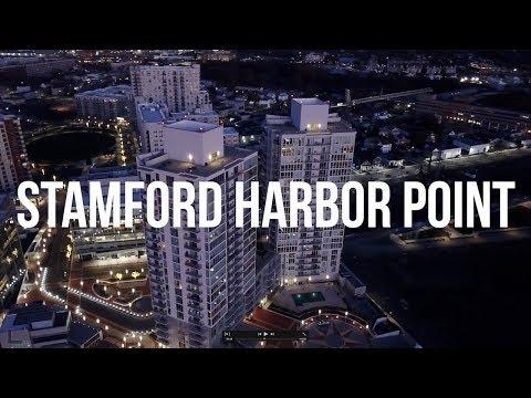 DJI MAVIC PRO  l  Aerial View of Harbor Point l  Stamford CT