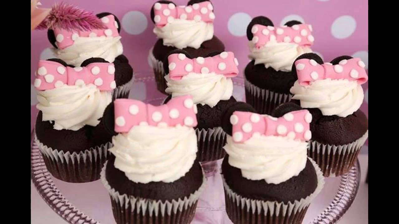 Ideas For Minnie Mouse 1st Birthday Party Decoration Youtube