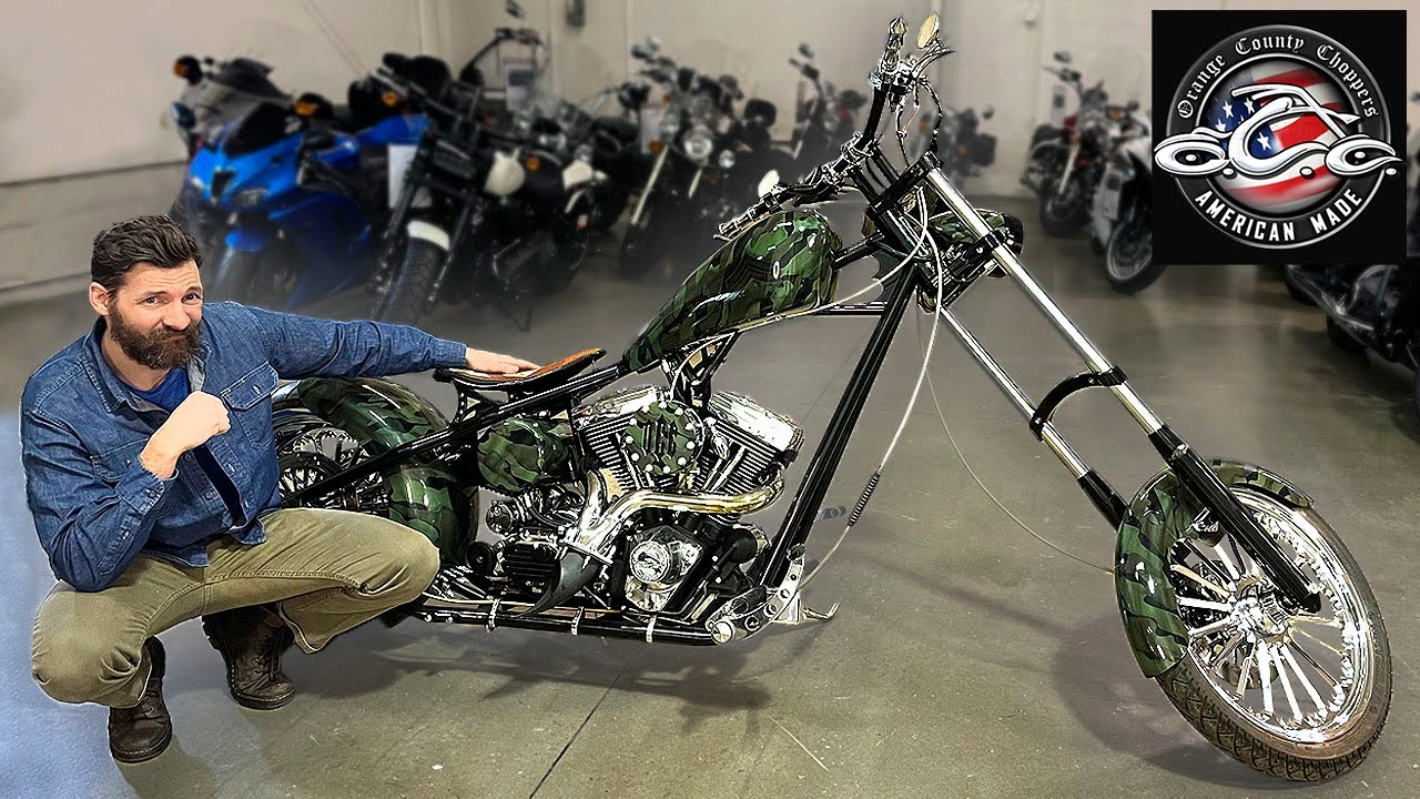 Download Why you should NEVER Buy an Orange County Chopper