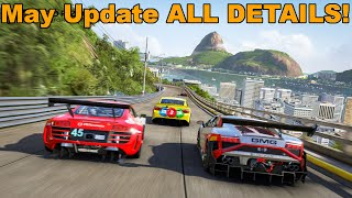 Forza Motorsport 6 NEW UPDATE FULL DETAILS Rolling Starts New Damage and MOre