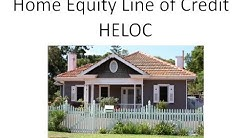 HELOC vs Traditional Mortgage