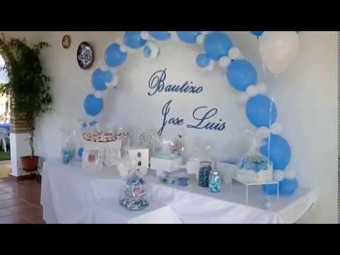regala ilusiones 2015 decoracion para bautizo de ni 241 o con globos y mesa videomoviles regala ilusiones 2015 decoracion para bautizo de ni 241 o con globos y mesa