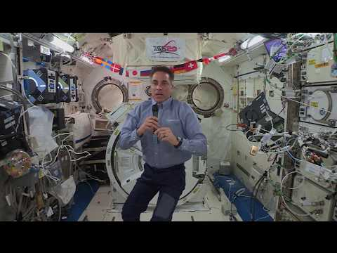 Expedition 63 Event With  Discovery Channel, CBS News , And Houston Chronicle - May 21, 2020