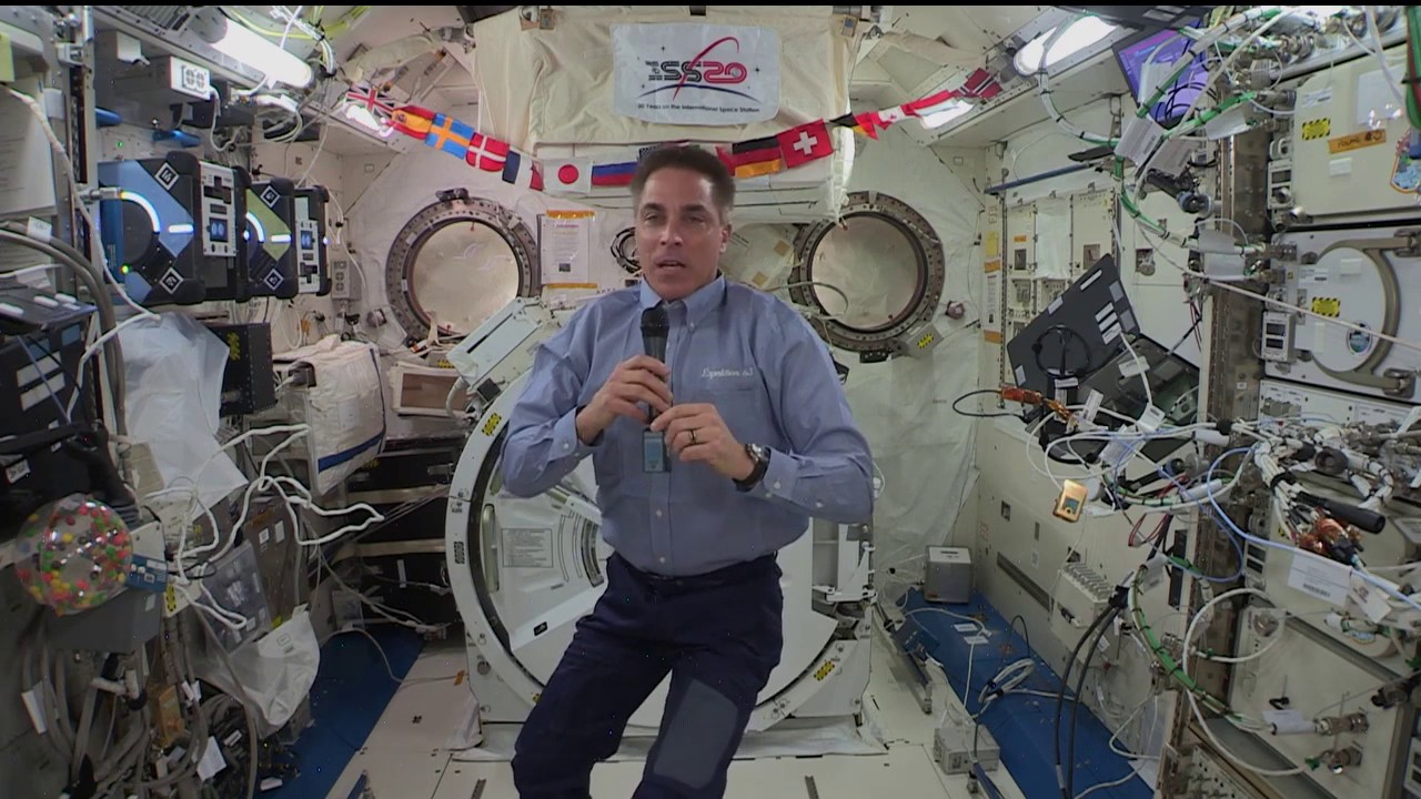 Expedition 63 Event with Discovery Channel, CBS News , and Houston Chronicle - May 21, 2020 - NASA Video