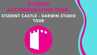 Student Castle - Darwin Studio - Student Accommodation Tour Cambridge