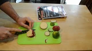 As Seen On TV Sensei Slicer 40% Sharper Kitchen Knife Review