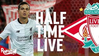 Spartak Moscow 1 - 1 Liverpool