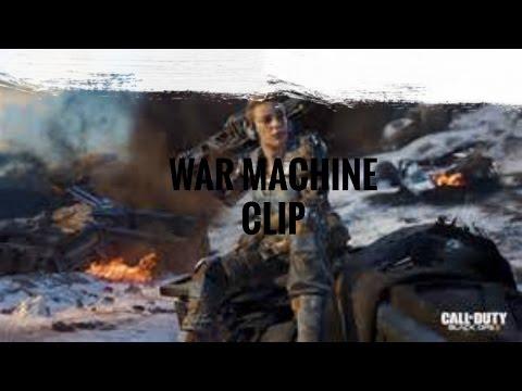 CRAZIEST WAR MACHINE CLIP