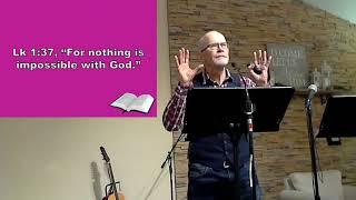 """Joy : """"Our Spirit Rejoices at God's Surprising Choices"""""""