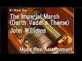 The Imperial March Darth Vader s Theme John Williams Music Box Film Star Wars BGM