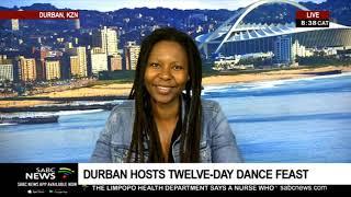 Durban to host The JOMBA dance feast